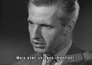 Kiss Me Deadly - 'Masi avec un sens important'.
